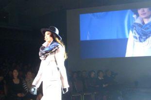 田邊先生出演のファッションショーに行ってまいりました。