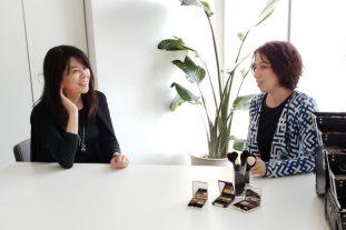 【対談】ヘアメイク講師シルヴィー先生×ICBインターナショナル代表二神弓子