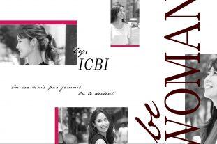 二神弓子のYouTubeチャンネル 『be WOMAN』がスタートします!